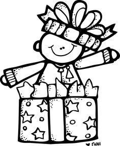 melonheadz baby heinrich hiney xox - Christmas Black And White