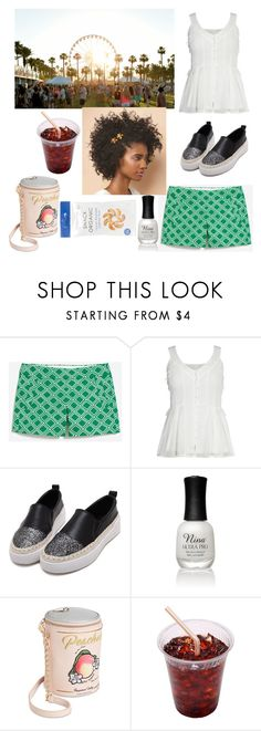 """Untitled #529"" by yasm-ina ❤ liked on Polyvore featuring J.Crew, Charlotte Russe and Betsey Johnson"
