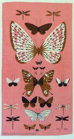 Butterflies, Pink