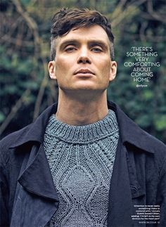 MMM Merchandising Dean Mens Intense Stare Sweater