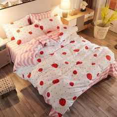 Teenage Girl Rooms Impressive pointer to kick-start a first rate teen girl bedrooms decorating ideas cozy Room decor image posted on this day 20181207 Bed Sets, Bed Sheet Sets, Designer Bed Sheets, Where To Buy Bedding, Kawaii Bedroom, Luxury Bedding Collections, Bedding Sets Online, Teen Girl Bedrooms, Girl Rooms