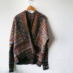 Ravelry: Project Gallery for Fairisle Club 3: Lerwick pattern by Marie Wallin
