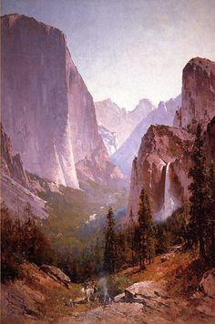 Yosemite by Thomas Hill