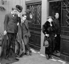1920, 1920s, classic film, elevator, harold lloyd, high and dizzy