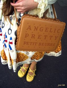 Angelic Pretty Petit Beurre Bag