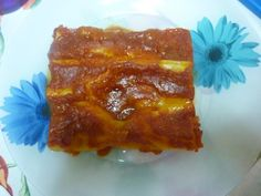 A real treat Emilian cuisine. For this dish, there's really not much to say...Baked #Cannelloni