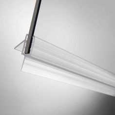 Excellent Shower Door Sweep Best Home Decor Inspirations pertaining to dimensions 900 X 899 Frameless Shower Door Bottom Wipe Seal - Bathtub and shower Frameless Shower Doors, Glass Shower Doors, Shower Door Seal, Glamorous Bathroom, Door Sweep, Door Seals, Shower Cleaner, Glass Panels, Household Tips