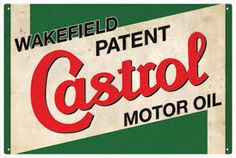 Vintage Castrol Motor Oil Sign Porcelain Enamel Made By Bruton Palmers Green Logos Vintage, Vintage Metal Signs, Retro Logos, Vintage Advertisements, Vintage Ads, Vintage Advertising Signs, Poster Vintage, Vintage Style, Garage Signs