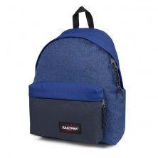 Eastpak Padded Pak'r® Neutral Leather pas cher Jusqu'à 85
