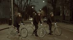4 | Volvo Creates A Glow-In-The-Dark Paint To Save Cyclists' Lives | Co.Design | business + design