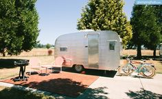 Camping Trailer Willamette Valley