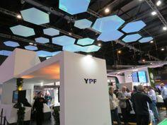 Diseño de Stand para Feria Oil & Gas – YPF – Moeba