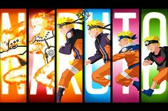 Naruto - Evolution Official Large Poster