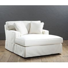 With its tailored track arms and clean lines, our Graham Chaise has a look you never tire of coming home to. Description from ballarddesigns.com. I searched for this on bing.com/images