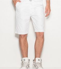 G by GUESS Salem Club Shorts True White $24.99 SHIPPED FREE~FREE LOCAL DELIVERY WITHIN 10 MILES OF SANTA MONICA, CALIFORNIA~ MAJOR CREDIT CARDS ACCEPTED~ www.seabaylakehome.com