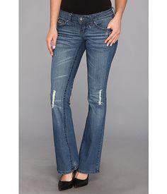 Antique Rivet Dina Boot Cut Jeans in Farris Farris - 6pm.com