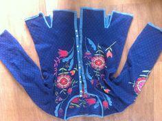 Gudrun Sjoden Sjoeden Embroidered Cardigan XL | eBay