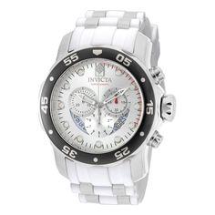 Invicta Men's 20290 Pro Diver Quartz Chronograph Dial Watch