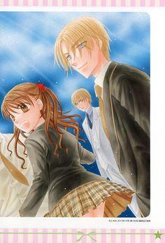 Tachibana Higuchi, Gakuen Alice, Graduation - Gakuen Alice Illustration Fanbook, Kazumi Yukihira, Ruka Nogi