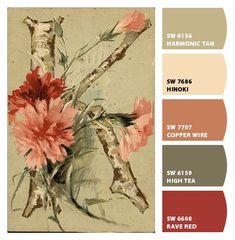 Color Palette - Chip by Sherwin-Williams
