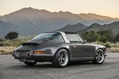 Porsche 911 Targa by Singer Vehicle Design 3