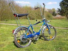 1970s Kalkhoff chopper bike.