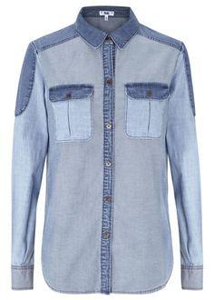 Paige Audrey blue patchwork denim shirt - See more at: £235 http://www.harveynichols.com/85506-audrey-blue-patchwork-denim-shirt/?istCompanyId=c721e458-728e-4a28-bc83-6a1d2abf7708&istItemId=xaqrlptpp&istBid=tzxl&_$ja=cgid:9022264434%7ctsid:54357%7ccid:172235394%7clid:71465003722%7cnw:g%7ccrid:46145509914%7crnd:12136086564829147387%7cdvc:c%7cadp:1o3&gclid=CNiL1ejqs8ECFUETwwodGnkAOA&gclsrc=aw.ds#sthash.pobfBcFN.dpuf