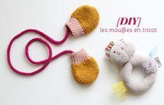 petit-em: DIY tricot - les petites mouffles pour l'hiver 3-6mois aig 3,5
