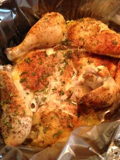 Crockpot beer can chicken