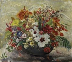 Nora Heysen THE FLOWER SHIP 1944-5