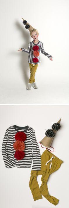Easy Clown Costume | Mer Mag