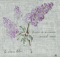 The Drawn Thread for Marie Thérèse Saint-Aubin Beautiful Crosstitch Just Cross Stitch, Cross Stitch Needles, Cross Stitch Flowers, Cross Stitch Charts, Cross Stitch Designs, Cross Stitch Patterns, Cross Stitching, Cross Stitch Embroidery, Embroidery Patterns