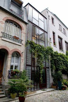designed-for-life:    Transparent Modern House by Aude Borromee Architecte