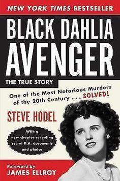 Black Dahlia Avenger: True Story By Steve Hodel,   Paperback stores.ebay.com/urbanreseller