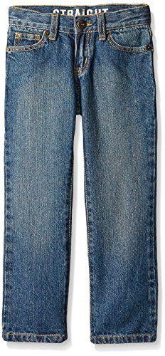 f1e92b0a Crazy 8 Boys' Kid Boy Medium Wash Straight Fit Jean ** Click here for
