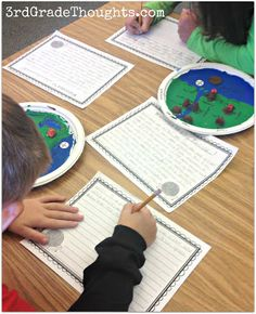 Wrapping Up Our Landforms Unit + A Writing Freebie