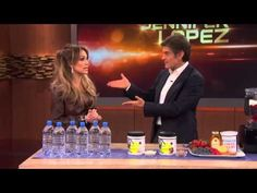 Jennifer Lopez Tells Dr  Oz Her Beauty Secrets (she uses affirmations everyday!)