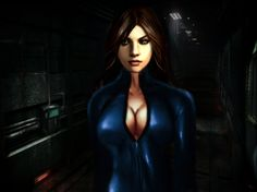 jill valentine game over
