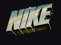 Nike in Design / typo
