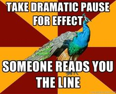 Grr. You can say it when I say 'line'. And actually, you can't. My double can, please and thank you.