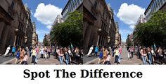 Hey All, #SpotTheDifference between two pictures with no time limit. #WednesdayPuzzle #Fun