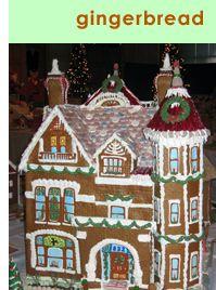 The #Festival of Gingerbread-December 2014 in Fort Wayne, IN