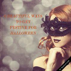 6 pretty ideas for Halloween