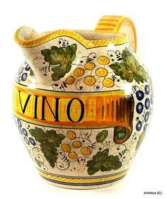 Italian Ceramics ~ Deruta