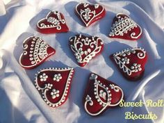 Cookie heart