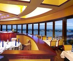 360 Grille overlooking the Tennesse River in Florence, AL ♥