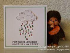 #Sprinklesoflife ---> Kaartje van Klaartje