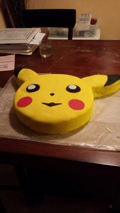 Pokemon Cake
