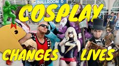#Cosplay Changes Lives [Off Book | PBS Digital Studios]