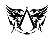 Assassins Creed Tattoo Design by ZombieCupcakeX3